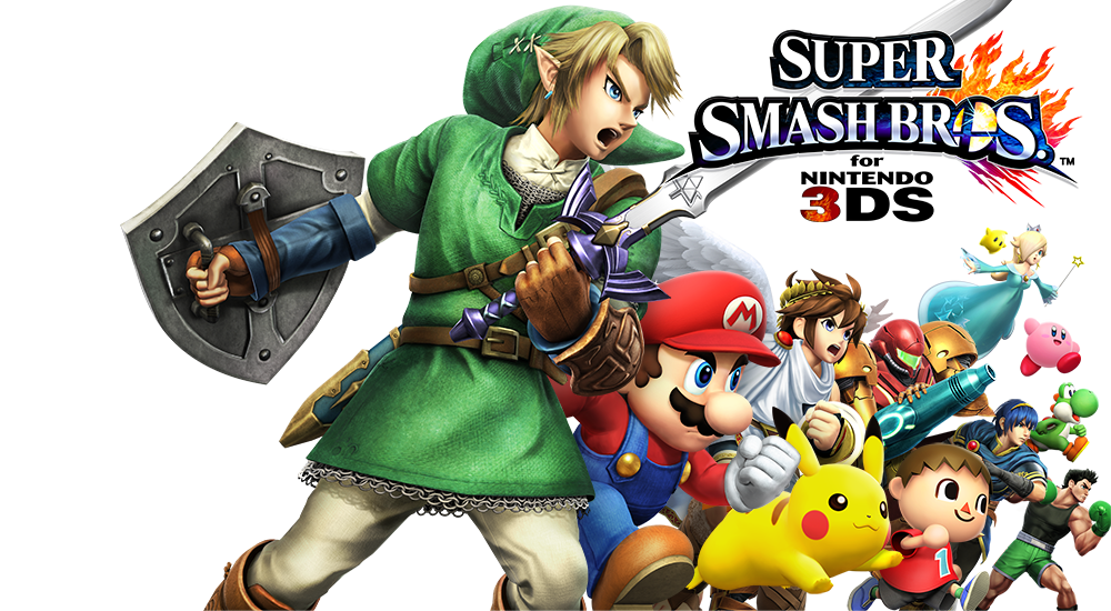 smash 3ds logo