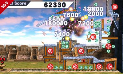 smash 3ds scheibenbomber