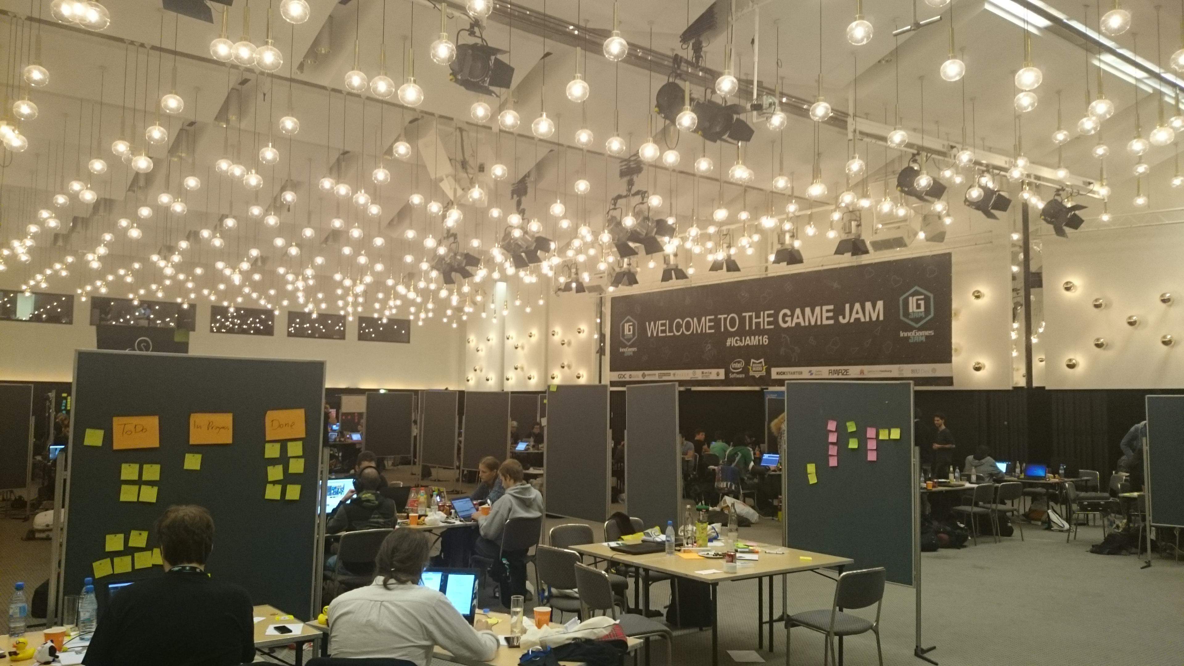 Der InnoGames Game Jam