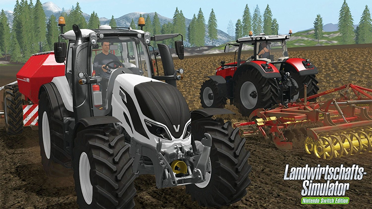 Landwirtschafts-Simulator - Nintendo Switch Edition