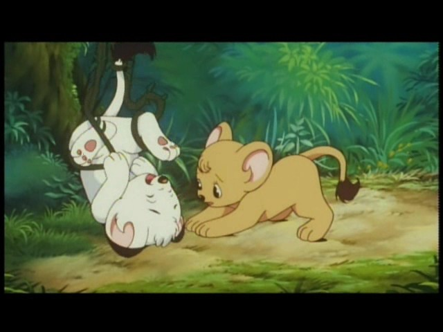 Kimba der weiße Löwe © Tezuka Productions