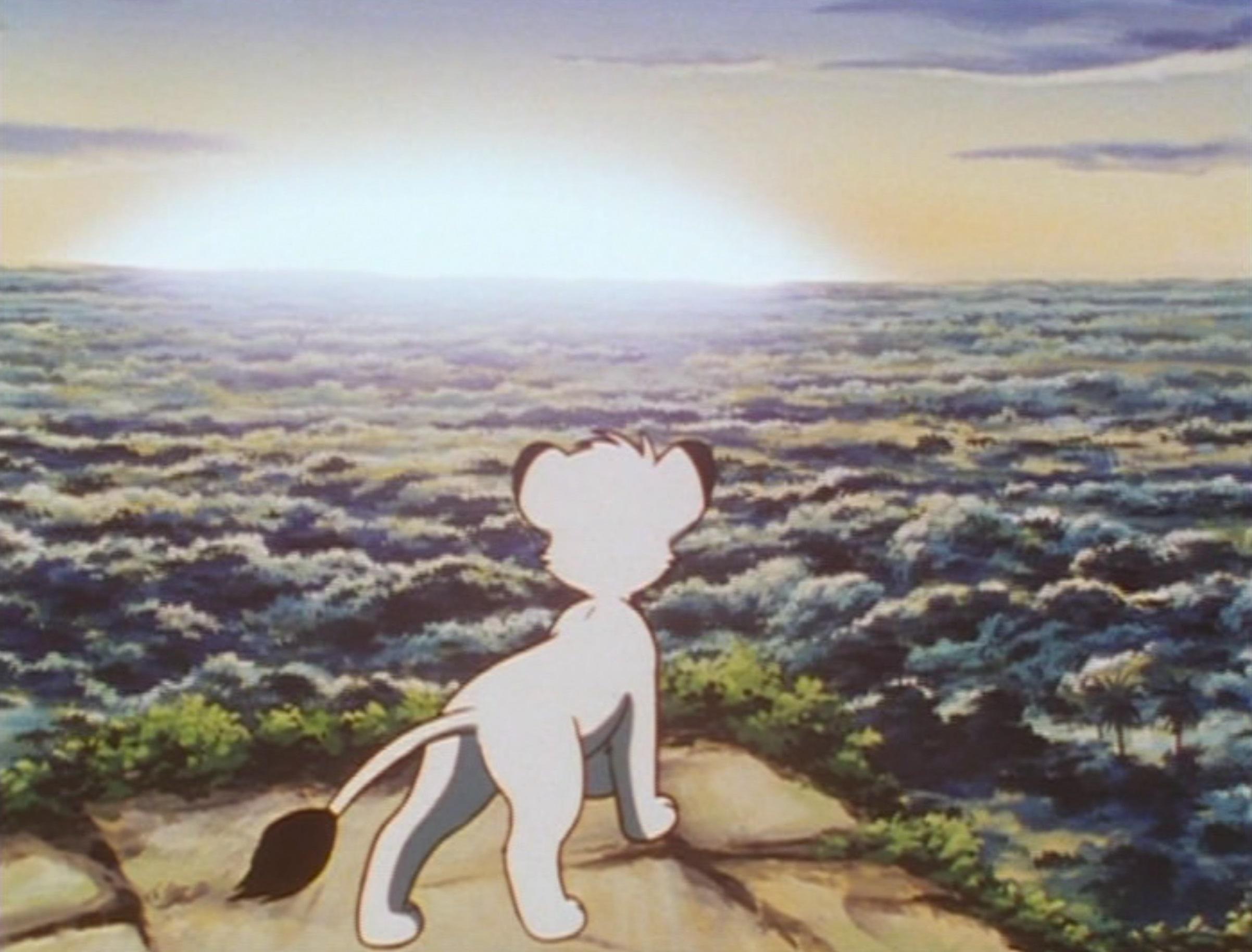 © Tezuka Productions Leo - Der kleine Löwenkönig