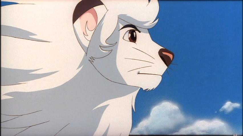 © 1997 Tezuka Productions/Shochiku/Jungle Emperor Leo Committee