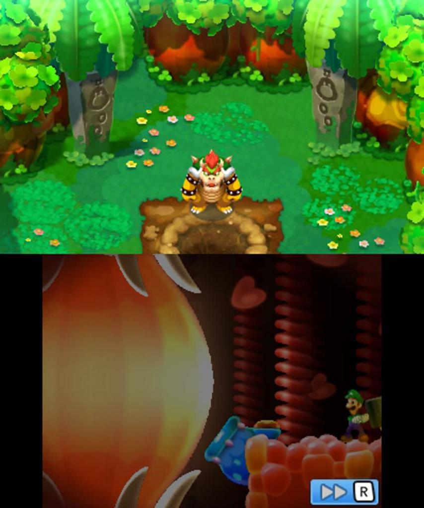 Mario & Luigi – Abenteuer Bowser + Bowser Jr.s Reise
