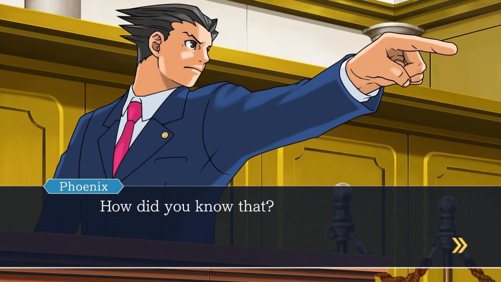Phoenix Wright: Ace Attorney Trilogie