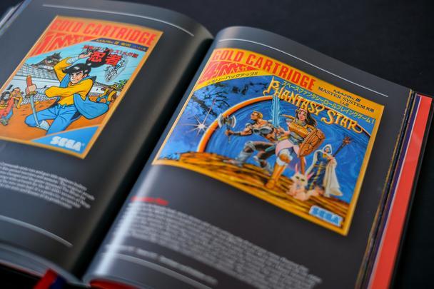 SEGA Master System: a visual compendium