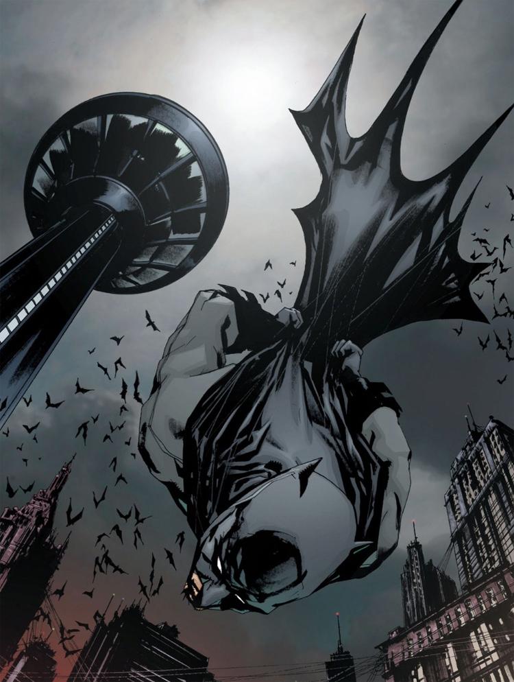 Batman Der schwarze Spiegel