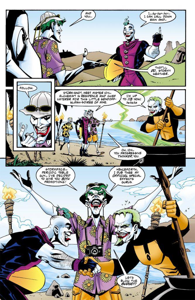Batman / Joker Wer zuletzt lacht