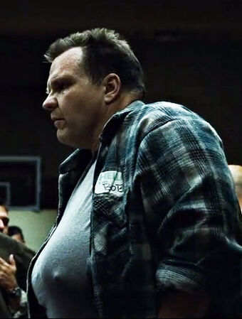 Meat Loaf in Fight Club