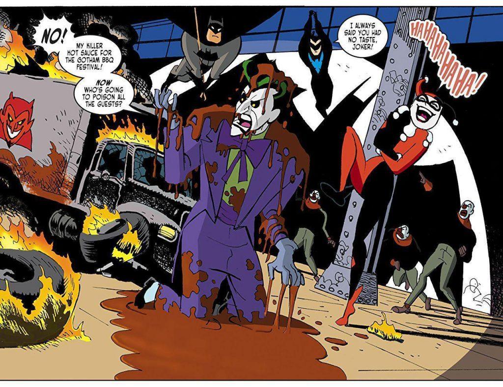 Batman & Harley Quinn