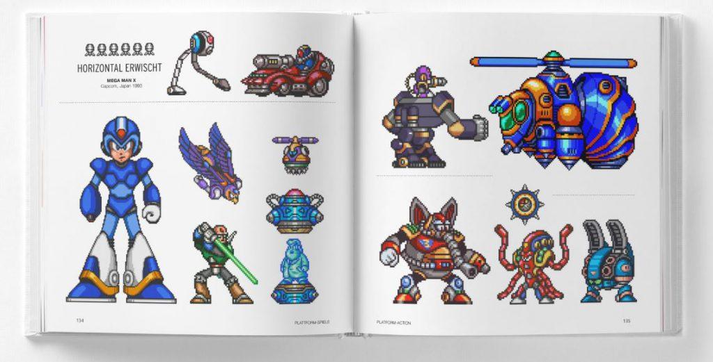 Das inoffizielle SNES Pixel Buch