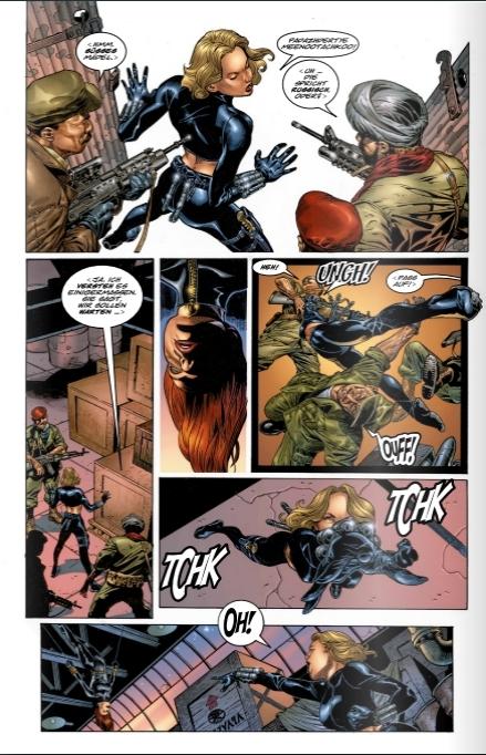 Marvel Knights: Black Widow – Tödliche Schwestern