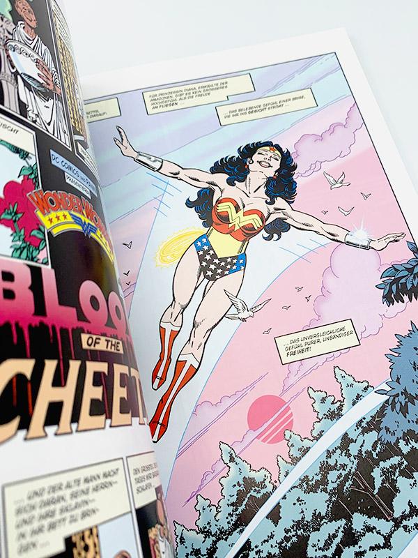 Wonder Woman gegen Cheetah