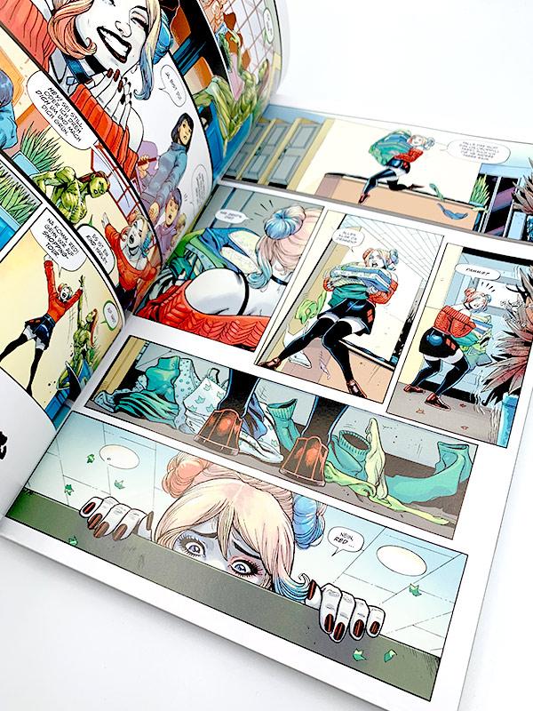 Harley Quinn und Poison Ivy