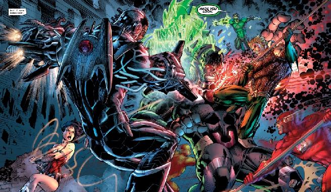 Justice League – Der Darkseid-Krieg